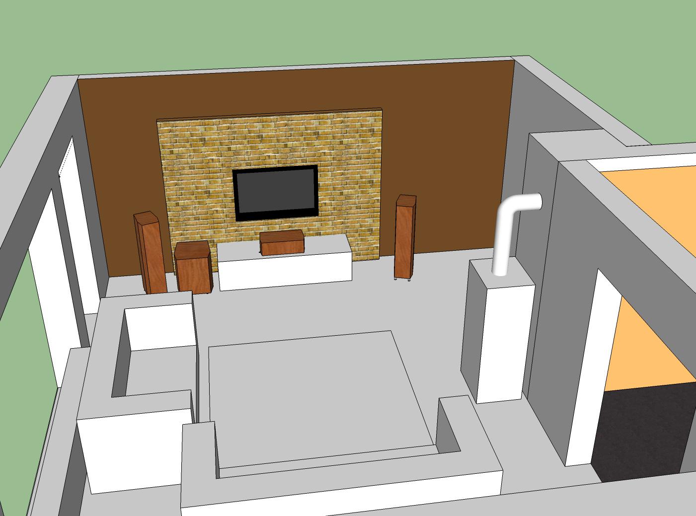 Steinwand beige wohnzimmer - Ikea mobel namen ...
