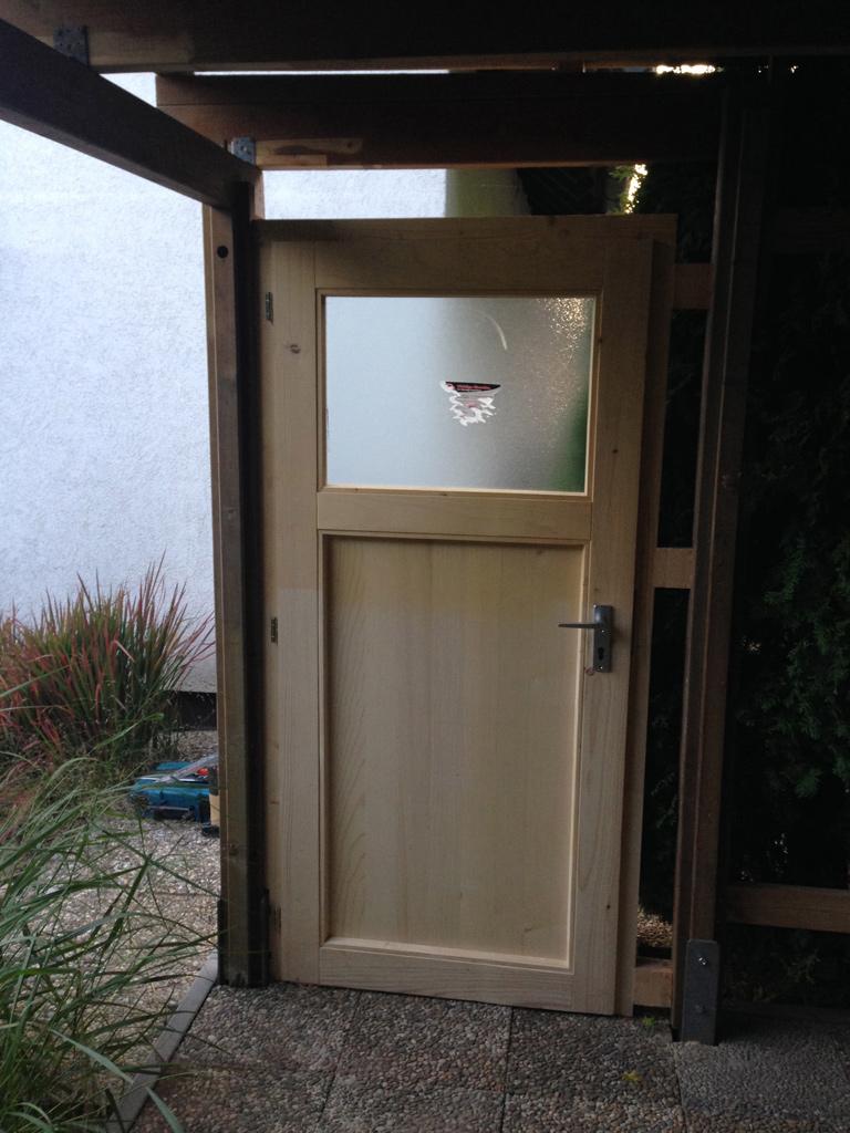Nebeneingangstür Einbauen DIY Home] Hausumbau: Jokers Neues Projekt   Seite  25   Projekte .